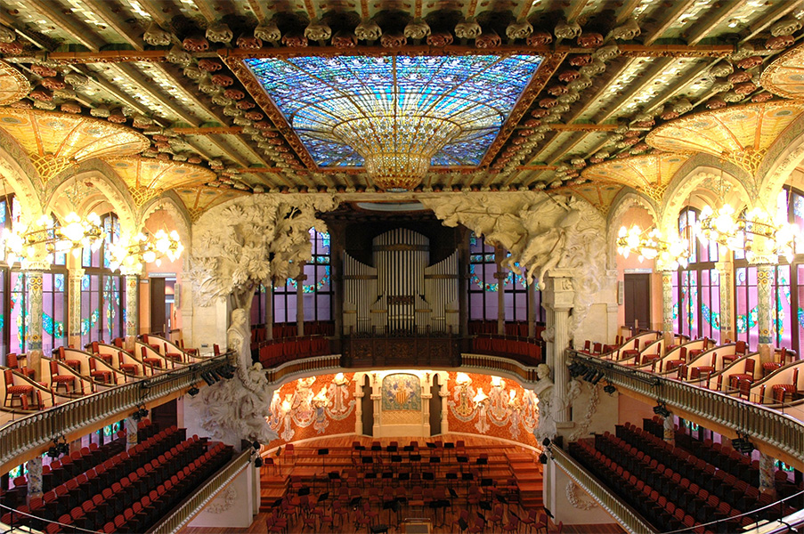 """Caso Palau de la Música: ¿por qué Millet y Montull """"cantan La Traviata""""?"""