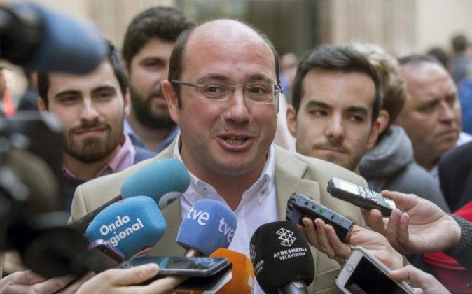 ¿Debe irse el presidente de Murcia?